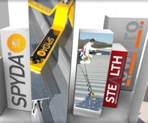 Heights Safety System Equipment Anchors, Guardrails, walkways & ladder systems