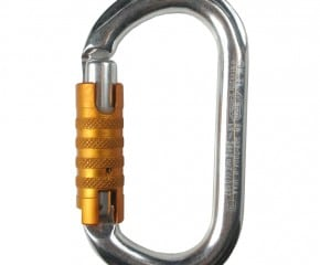 Attachment hardware – Karabiners, Snap hooks, Scaffold hooks